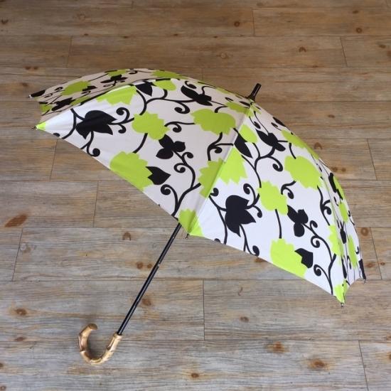 北欧デザイン日傘(晴雨兼用)  ショートタイプ   matthew lime