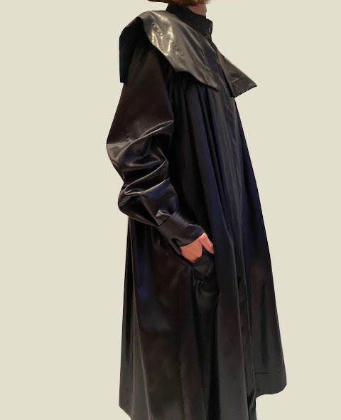 FUMIKA_UCHIDA   [DUSTER DRESS COAT]