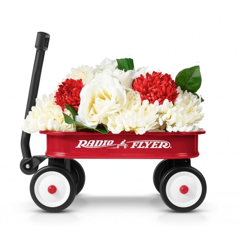 ラジオフライヤー リトルレッドワゴン #W5 Radio Flyer Lttle Red Wagon