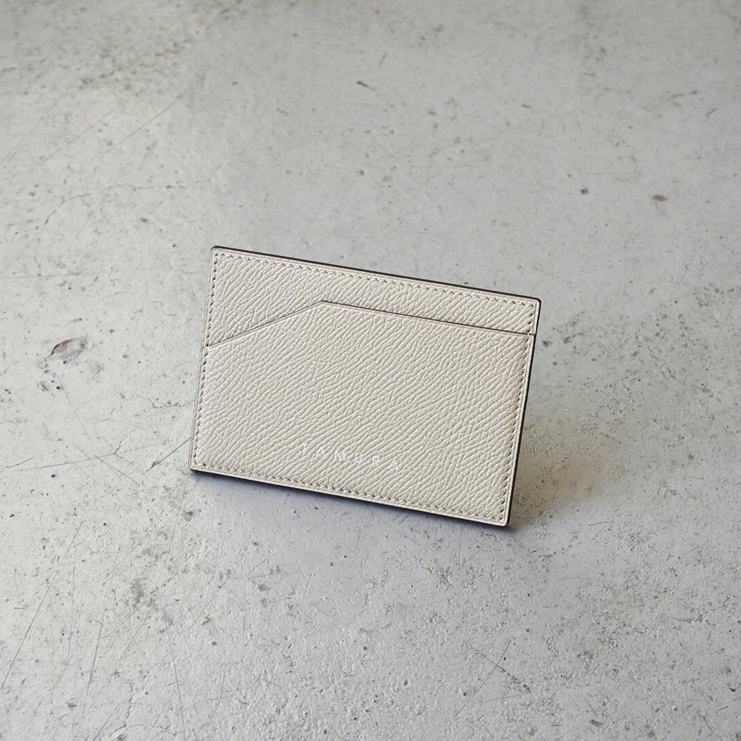 カードケース <Deneb> アイボリー