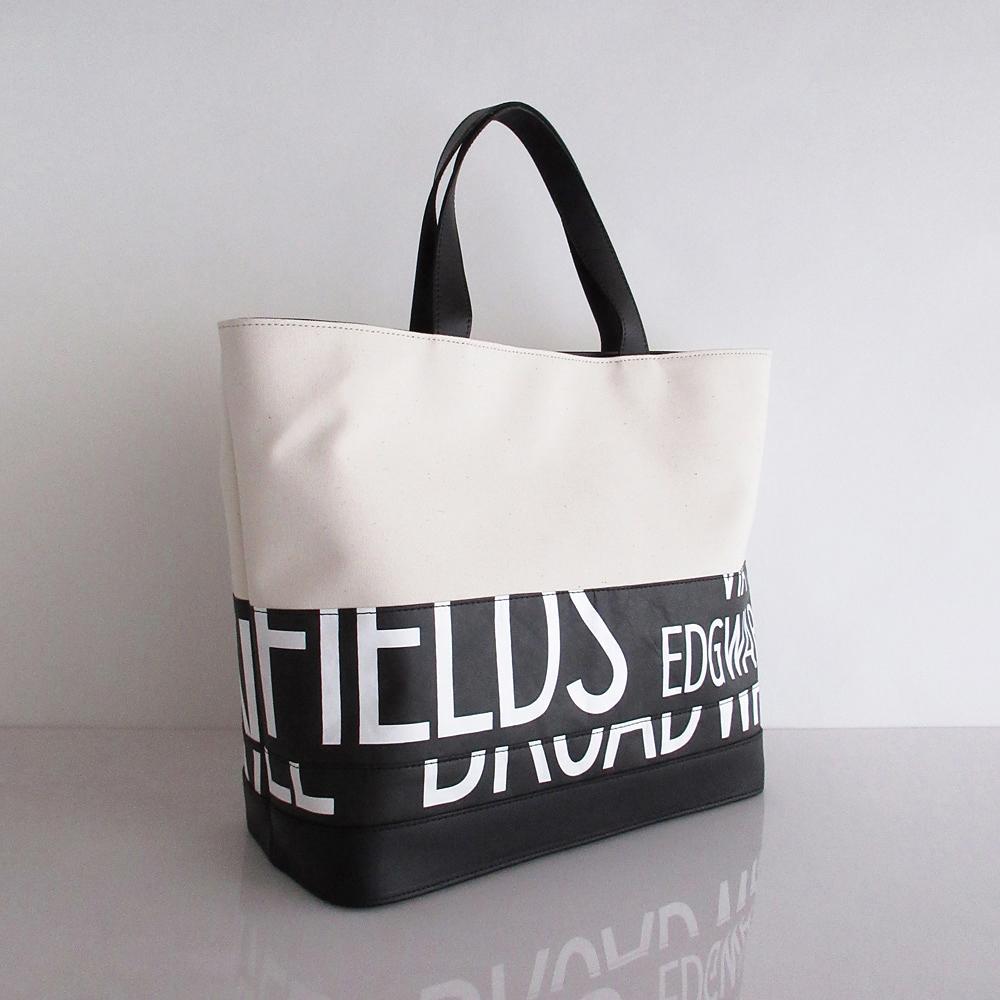 Tote Bag (S) / White  TSW-0009