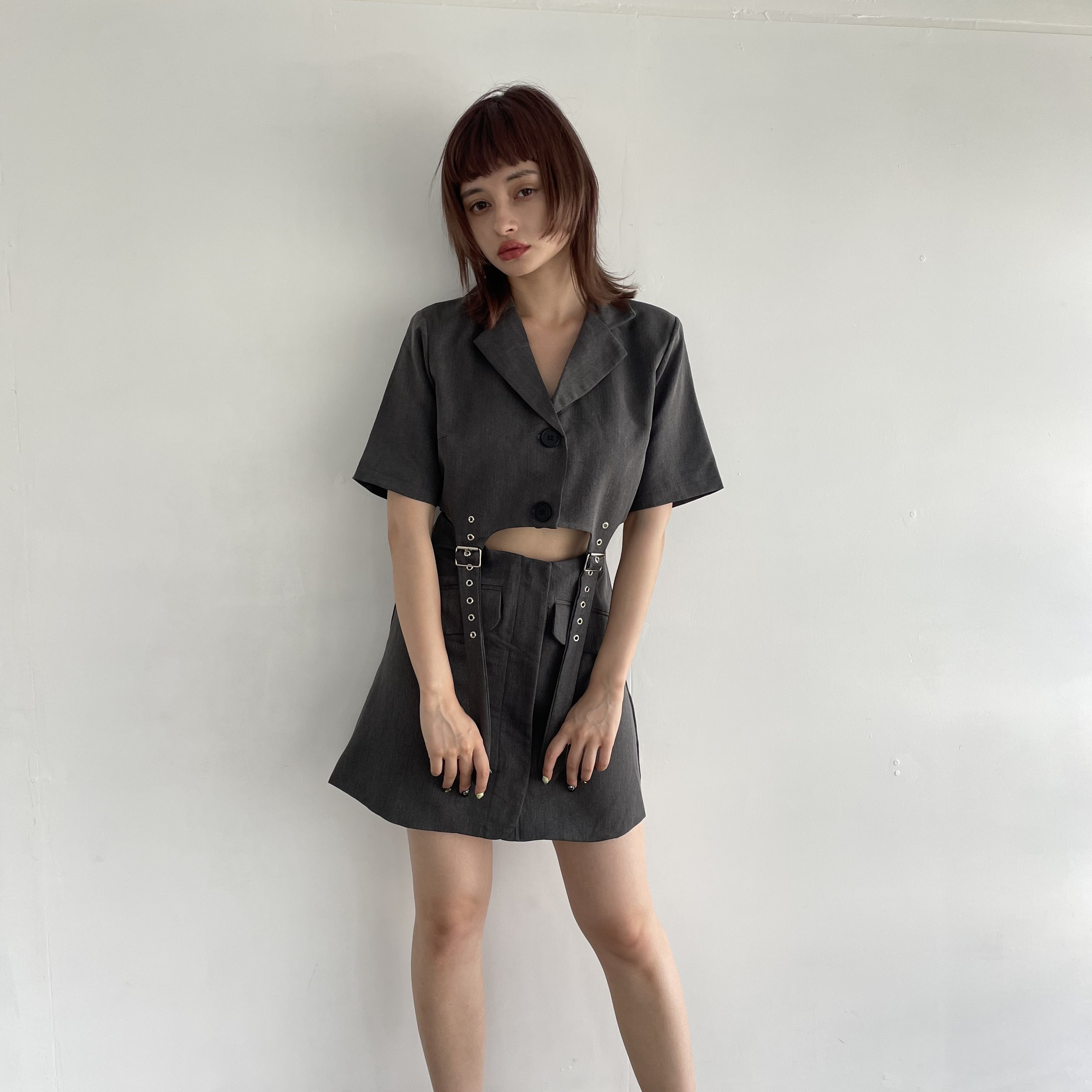 【Belle】separate suits onepiece