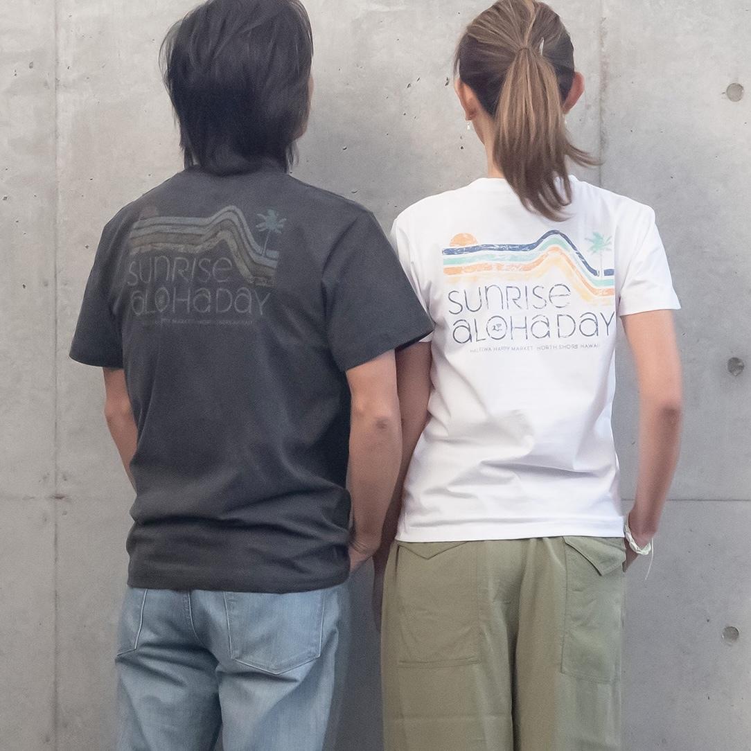 Haleiwa ハレイワレディースTシャツ AlohaDay