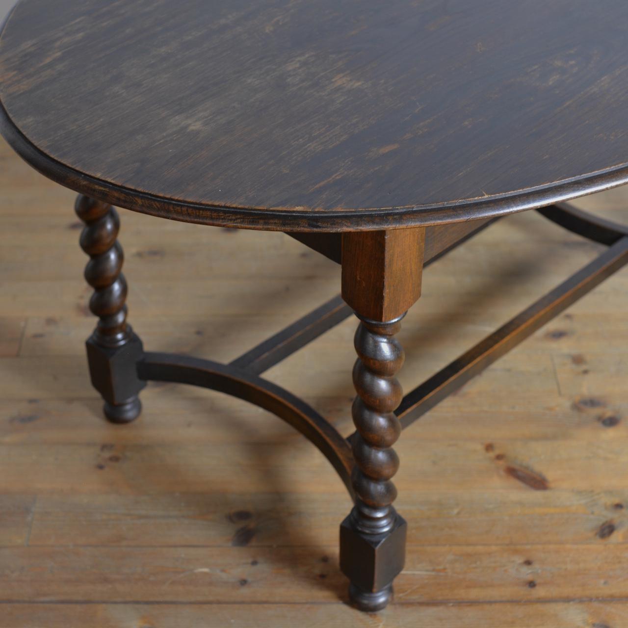 Dining Table  / ダイニングテーブル 〈オーバル テーブル・店舗什器〉