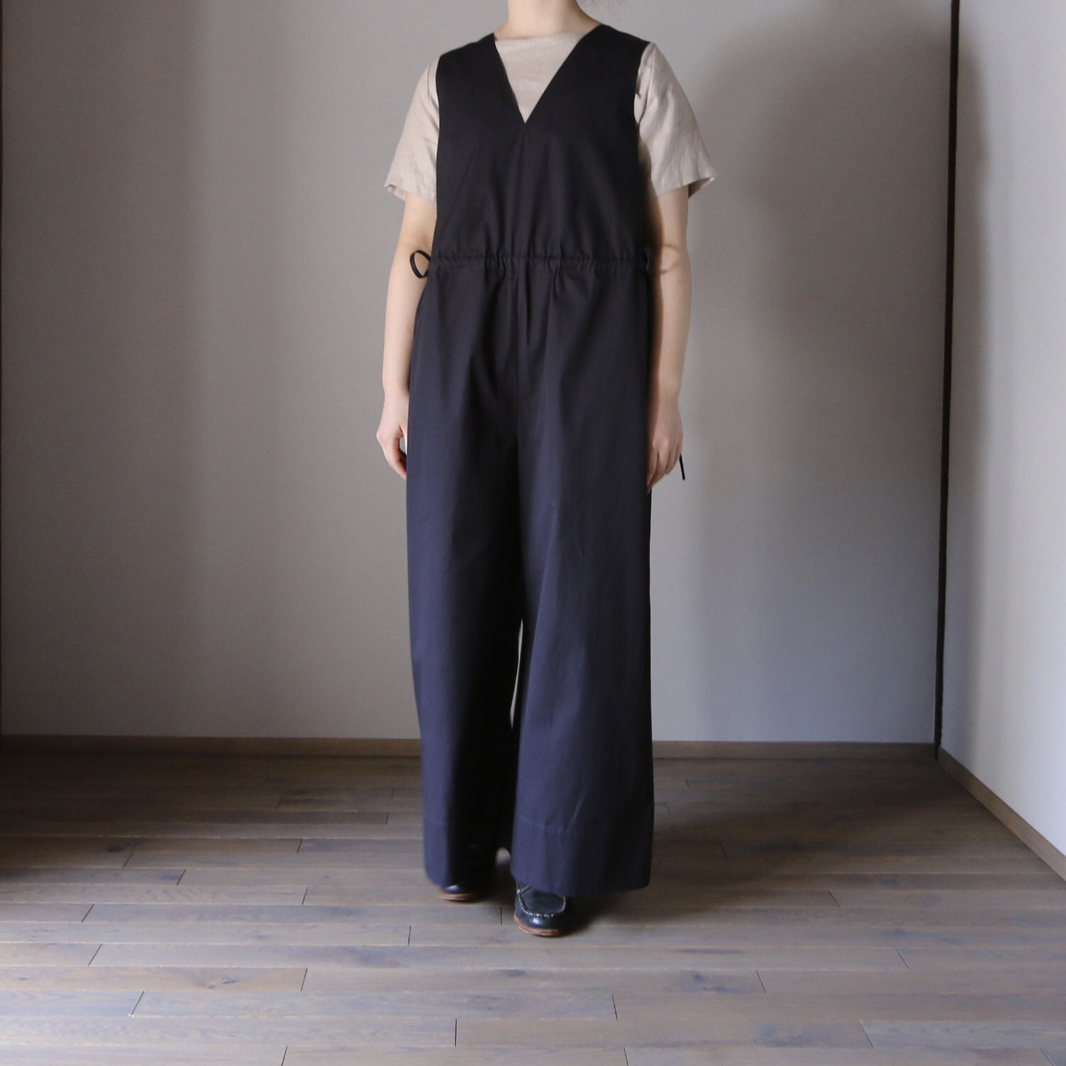 TENNE HANDCRAFTED MODERN/テン・ハンドクラフティッド・モダン No Sleeve All-In-One #21-018