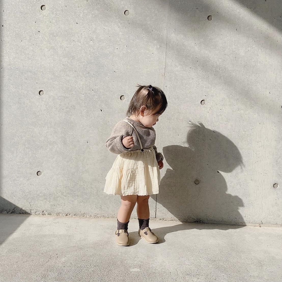 NO.919 monbebe bloomer skirts