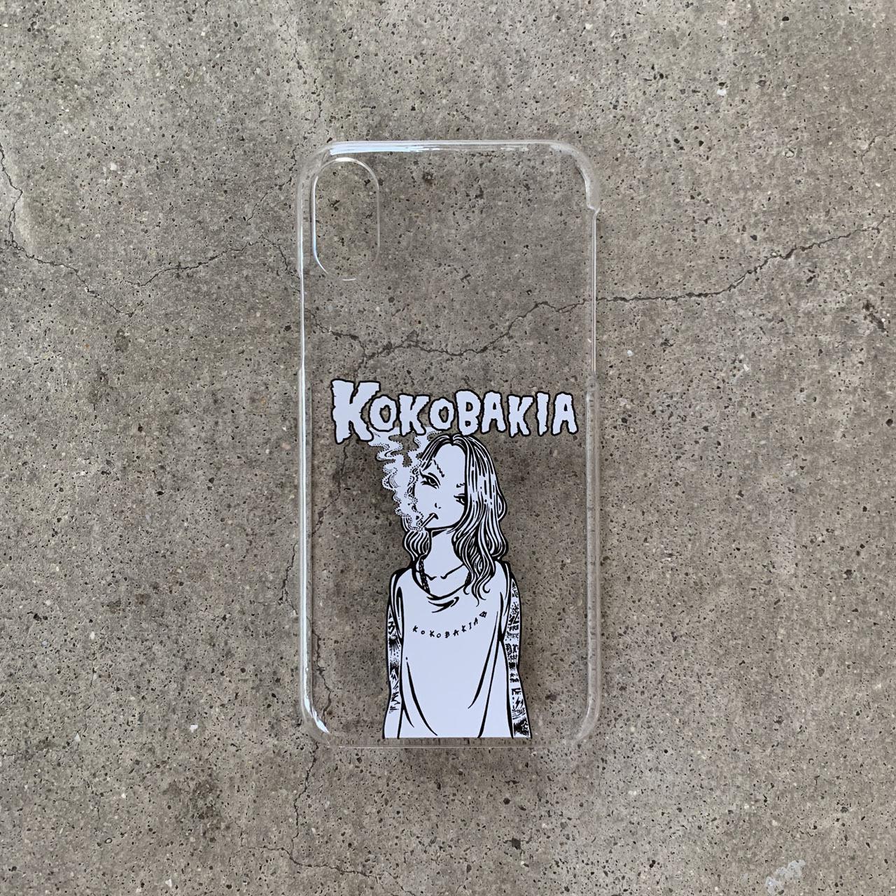 KOKOBAKIA iPhoneケース