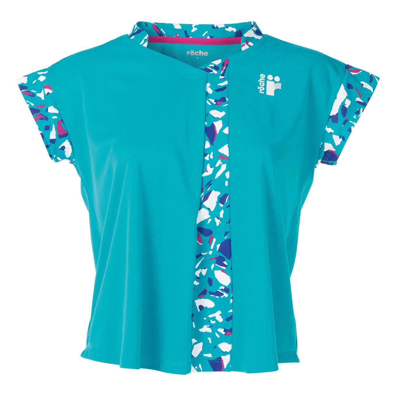 レディースゲームシャツ【R9A32】