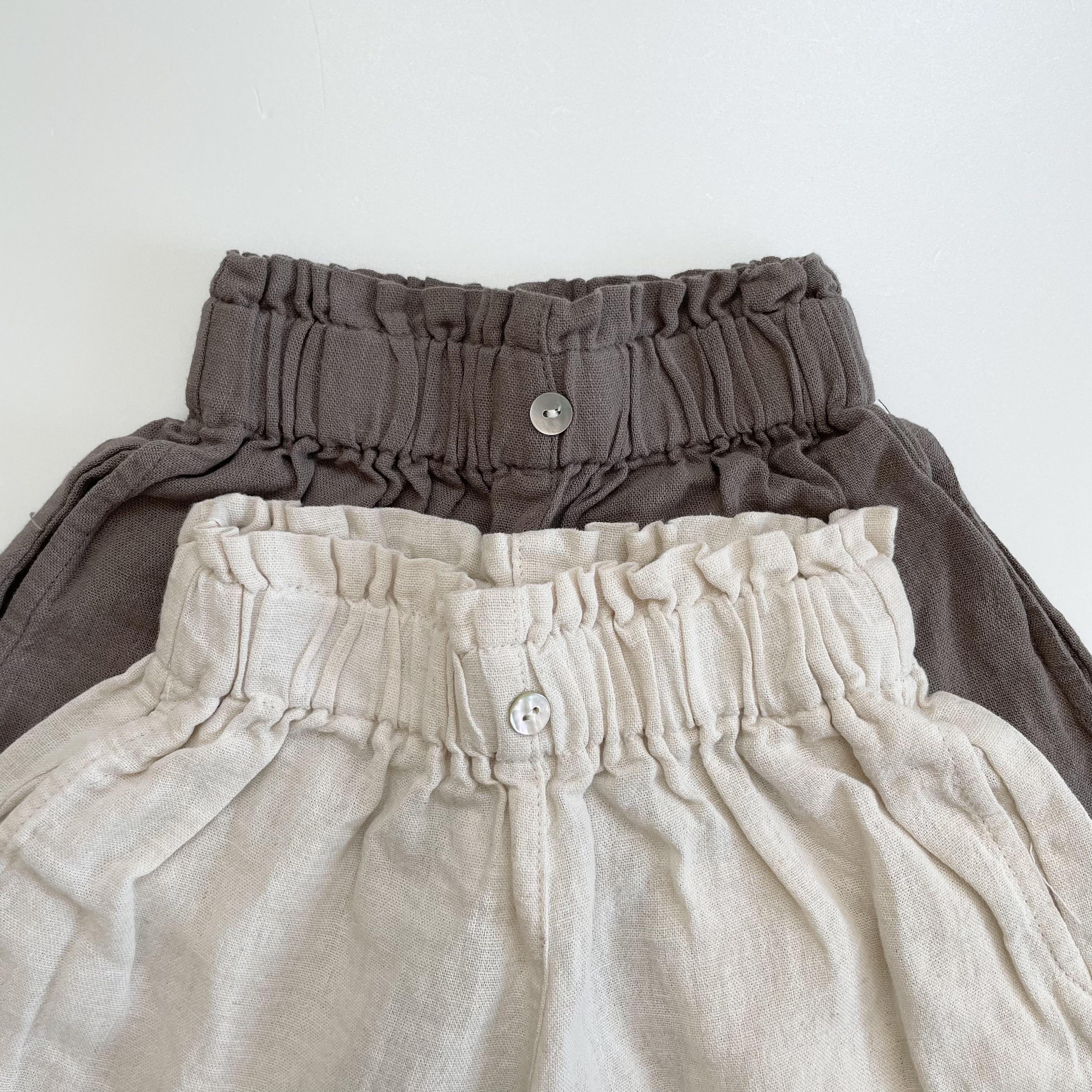 NO.1383 breeze pants / nunubiel