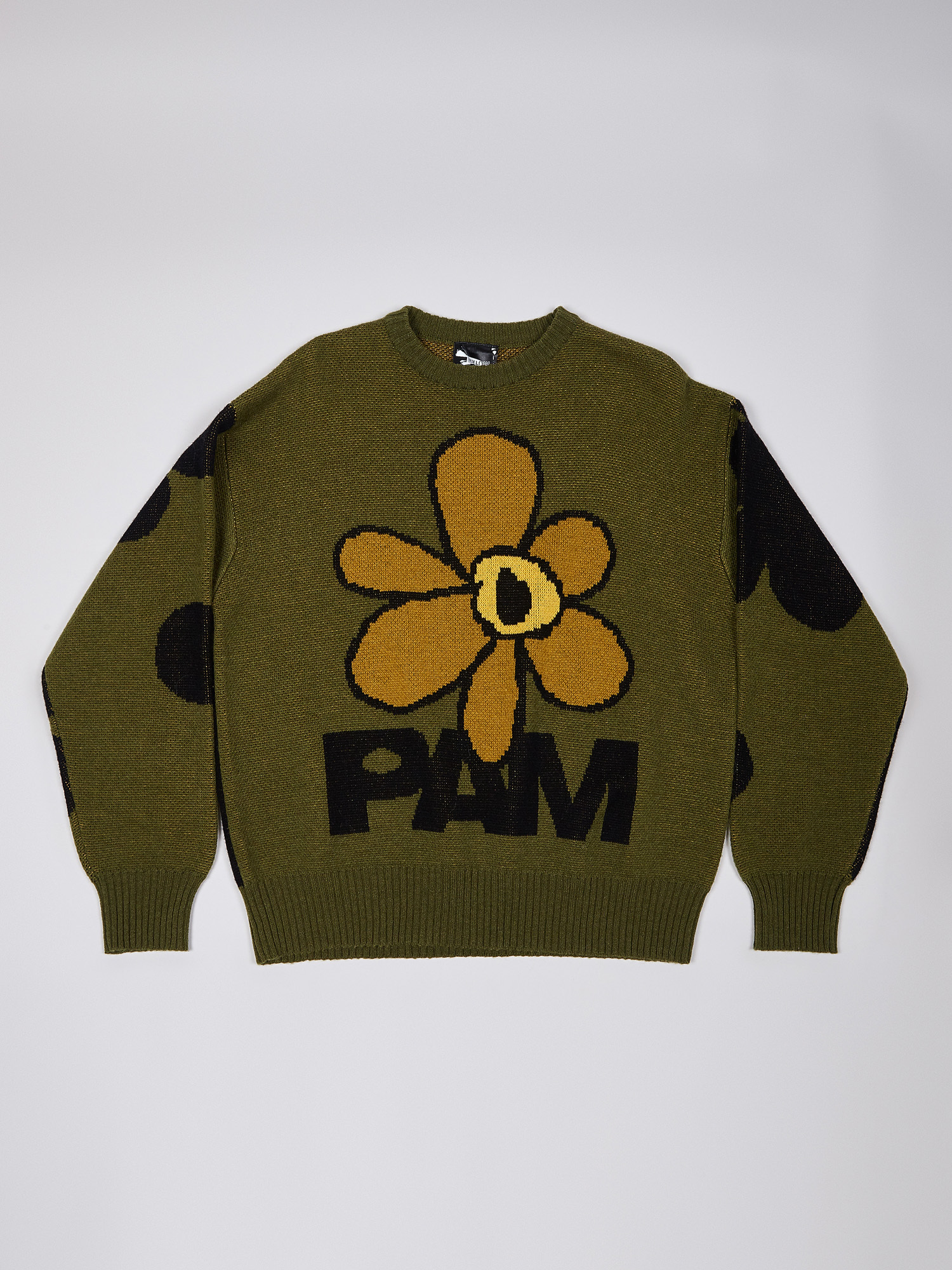 P.A.M. (Perks And Mini) / SHADOW CAST KNITTED