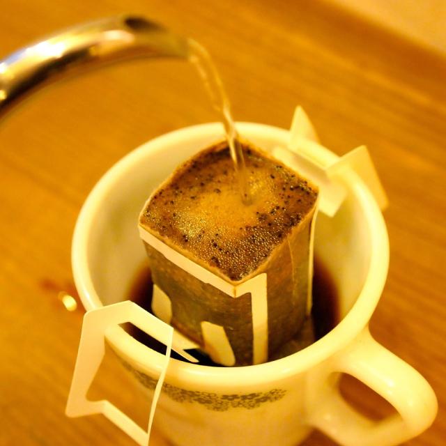 香りのカフェインレス モカ(ドリップパック5個入)