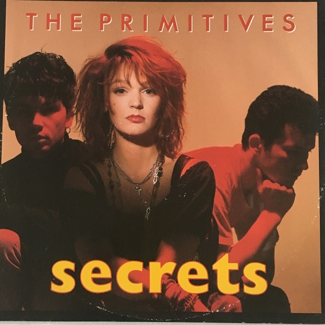 【12inch・英盤】The Primitives  /  Secrets