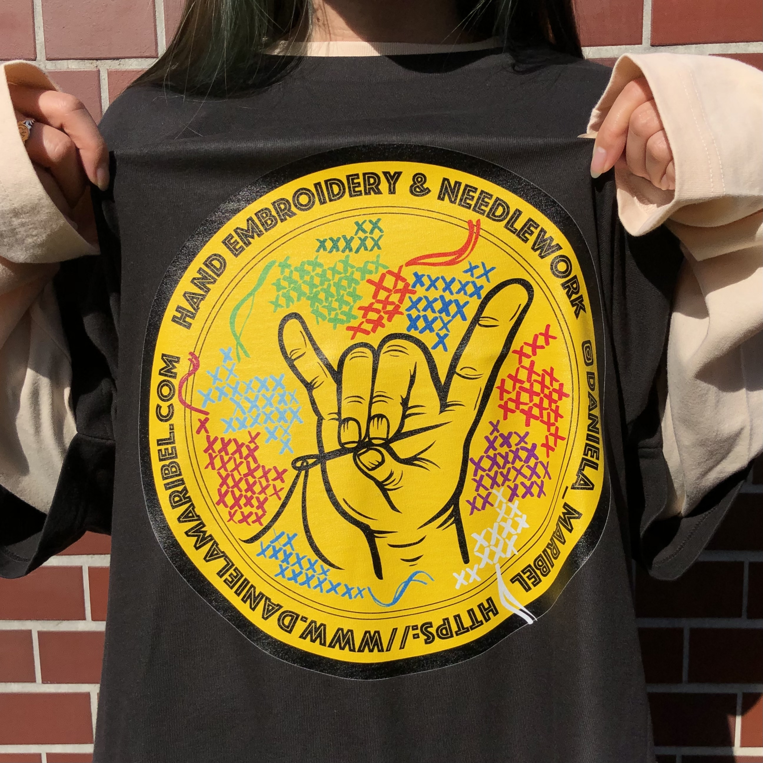 Daniela Logo T-shirt