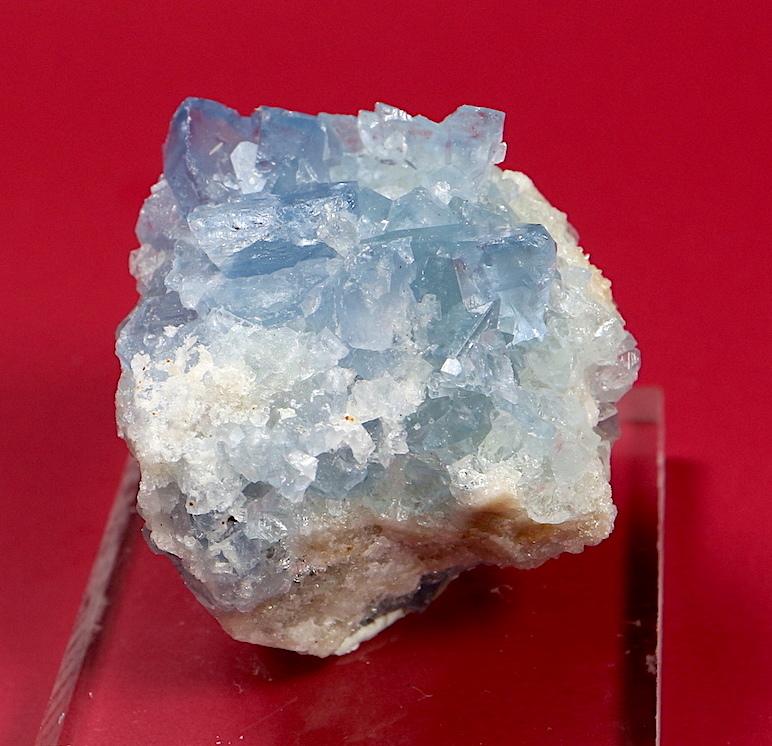 蛍石 ニューメキシコ アメリカ産 フローライト 原石 16,5g FL091 鉱物 天然石 パワーストーン