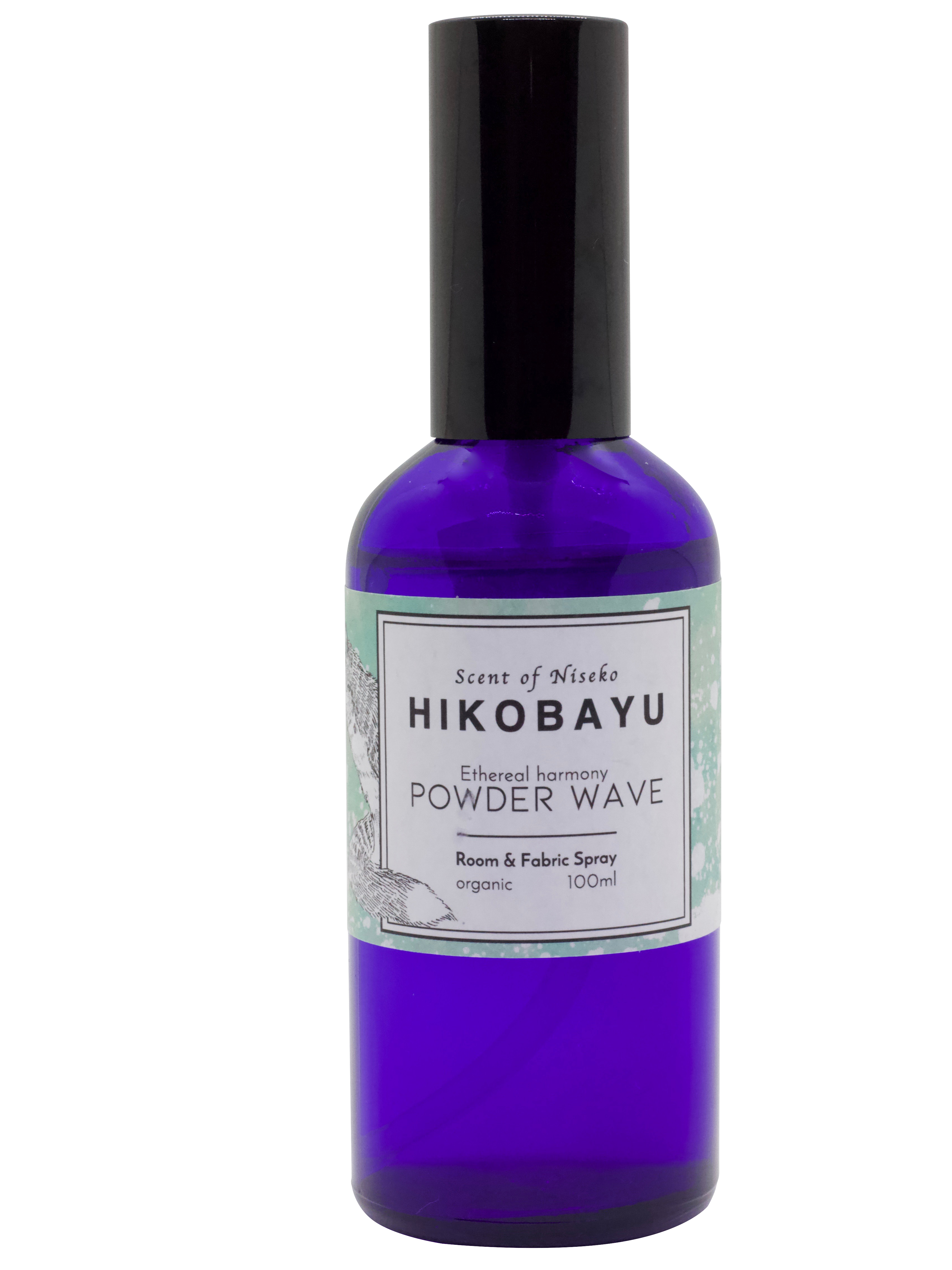 POWDER WAVE トドマツスプレー ETHEREAL HARMONY  Room & Fabric Spray 100ml