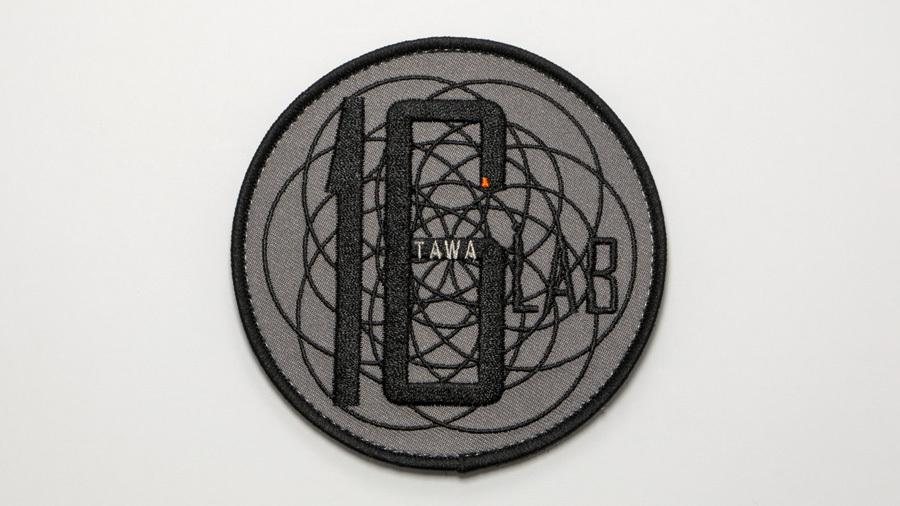 ドールズフロントライン 16LABワッペン (着脱式) /  グルーヴガレージ