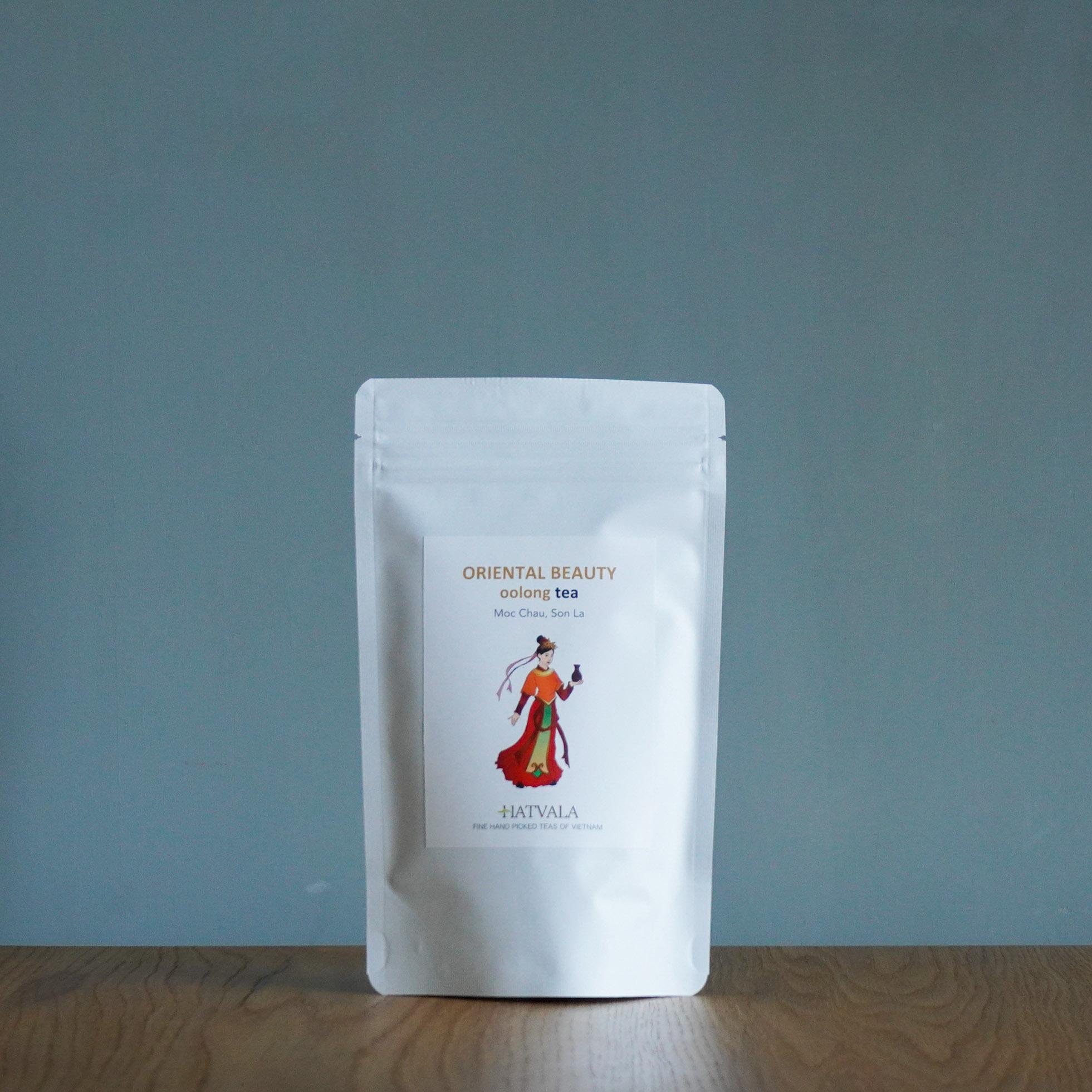 《限定茶葉》オリエンタルビューティーウーロン(東方美人茶)/ HATVALA