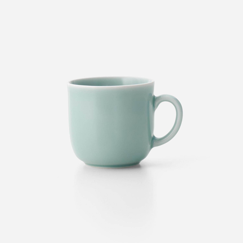 No.48 青白磁マグカップ C