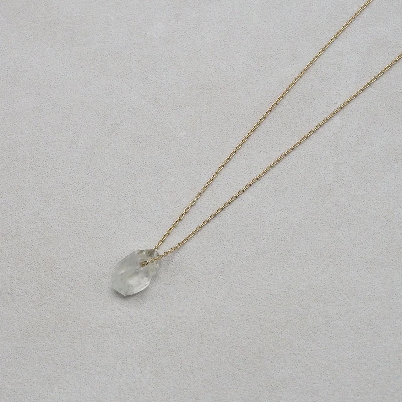 Himalayan Crystal Necklace Pendant_No.21200120