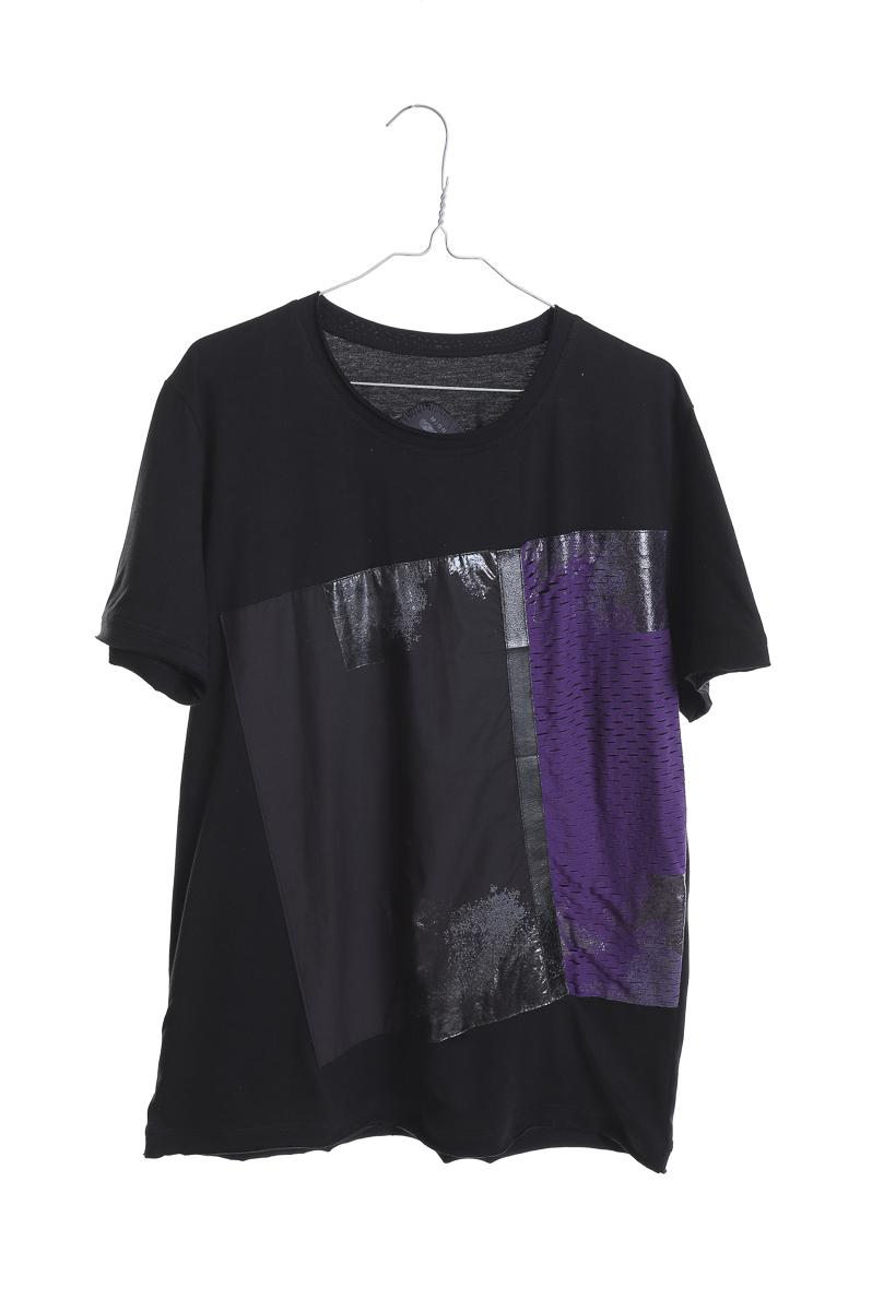 men's KABUKU Tシャツ[着るアート] WEARABLE ART KABUKU T-shirt BLACK [送料/税込]