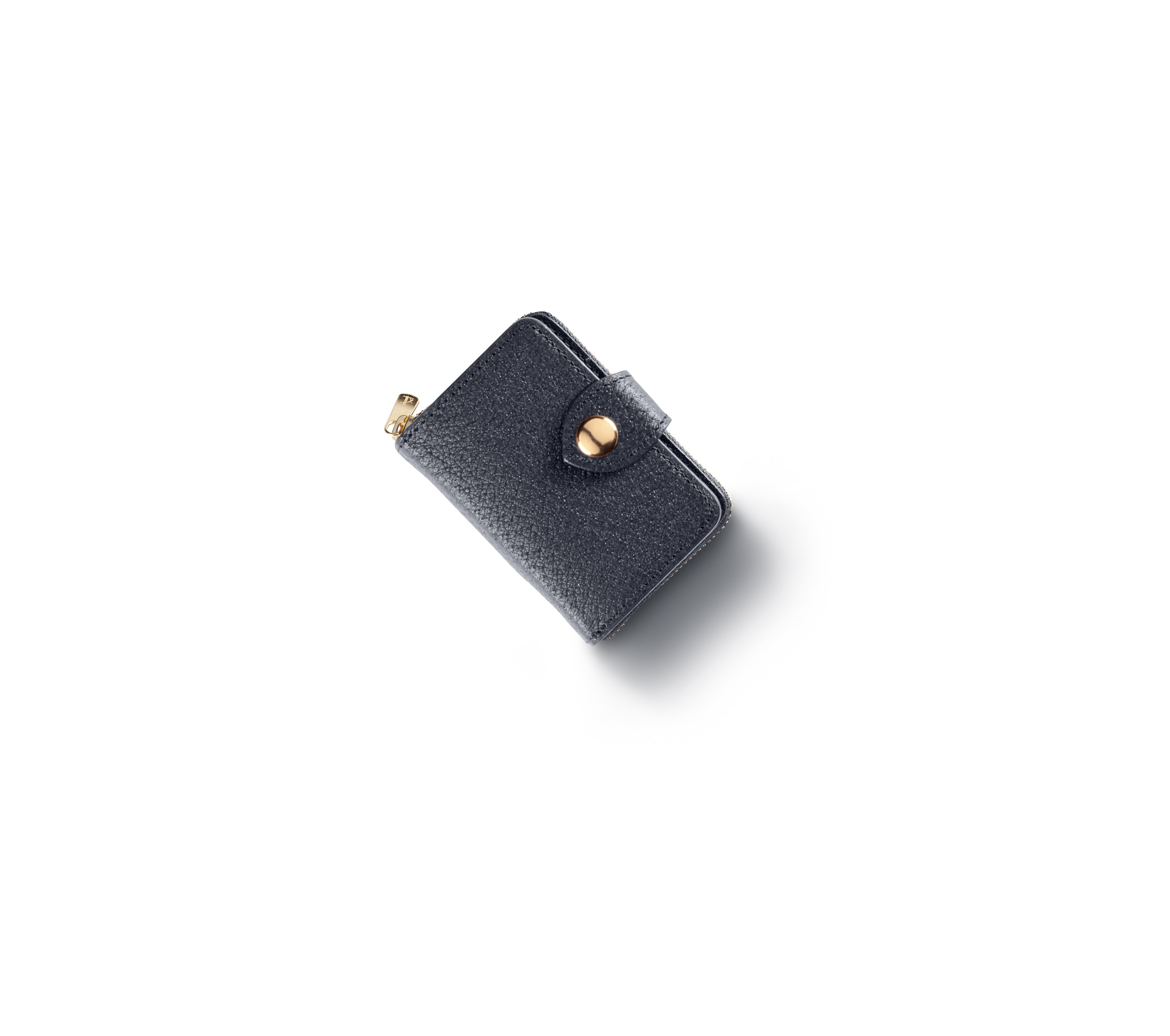 ワイルドボアレザー スマートキーケース(Black)
