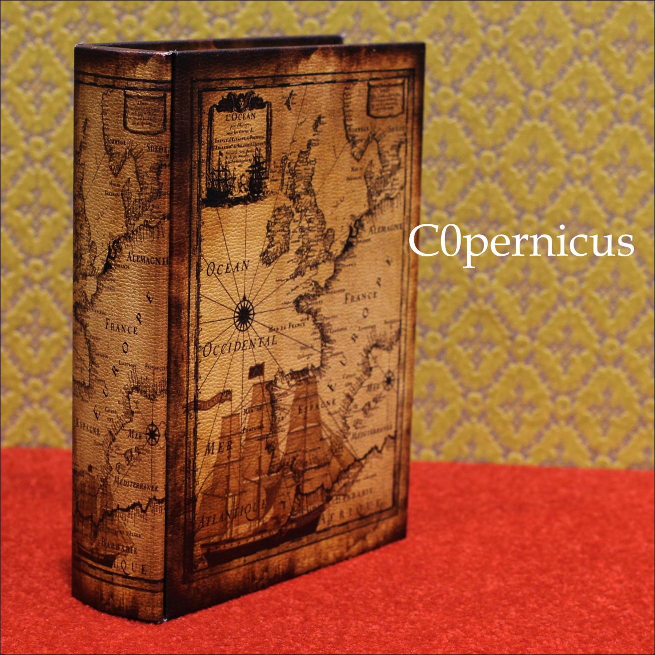 Bookボックス2/アンティーク雑貨/浜松雑貨屋C0pernicus