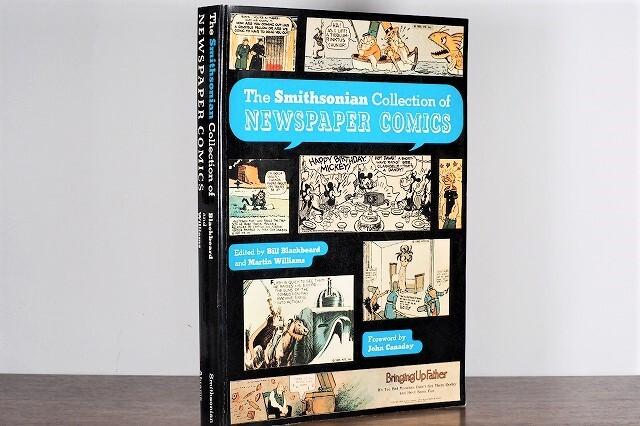 【VA235】The Smithsonian Collection of Newspaper Comics /visual book
