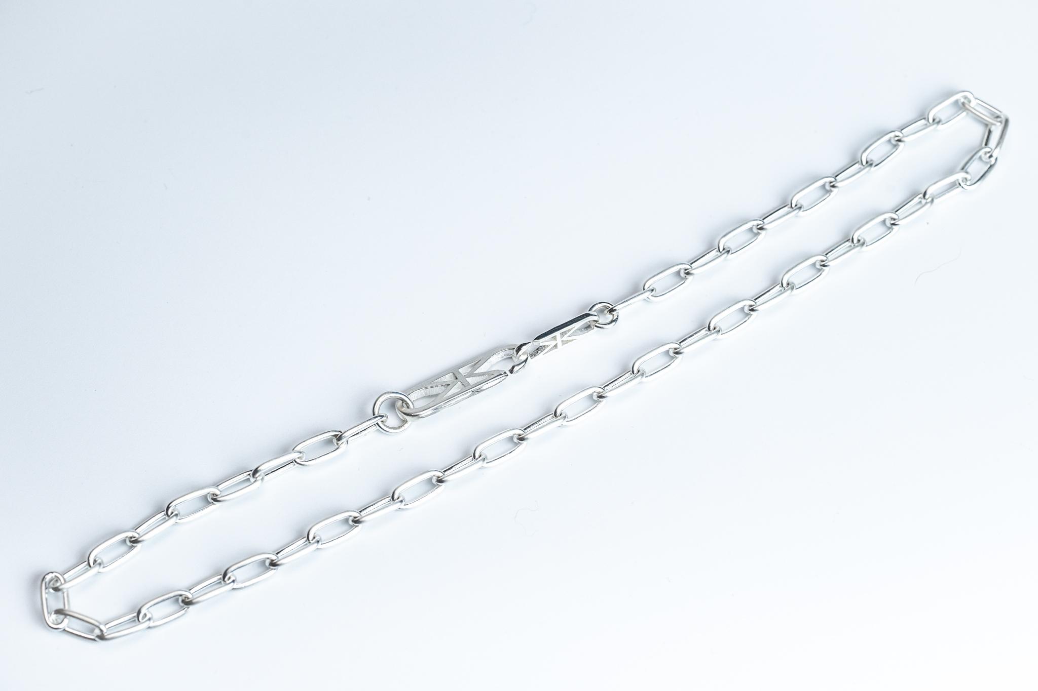 C-022 Mebiusu long cirle chain L  45cm