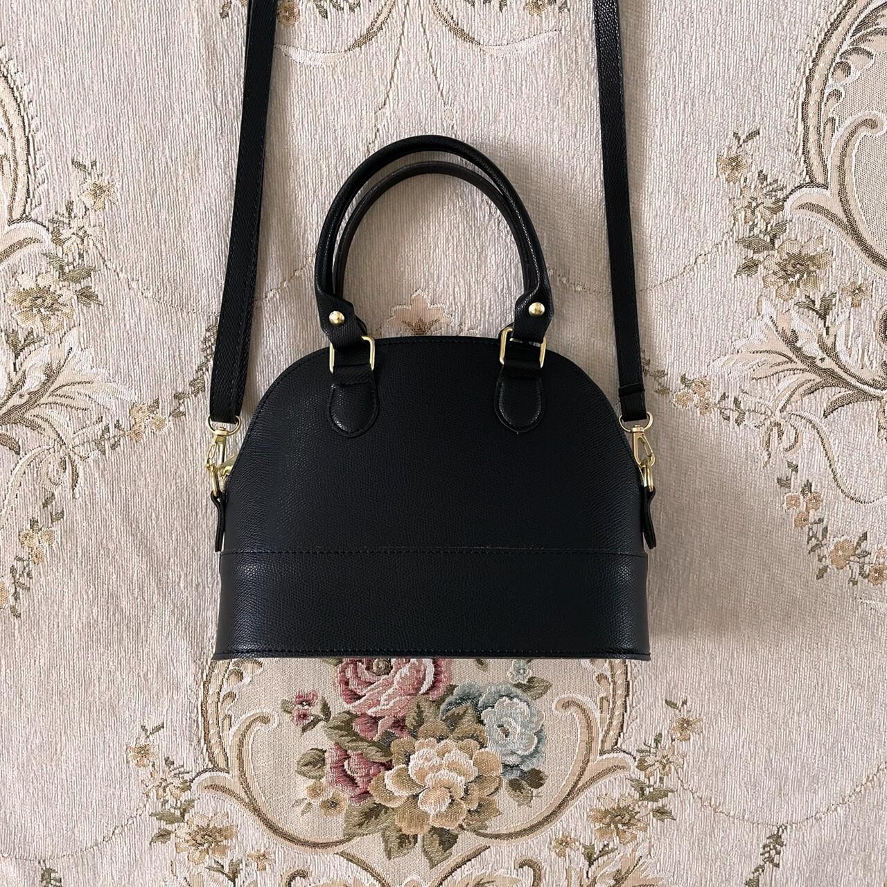 再販【meltie】classy round bag