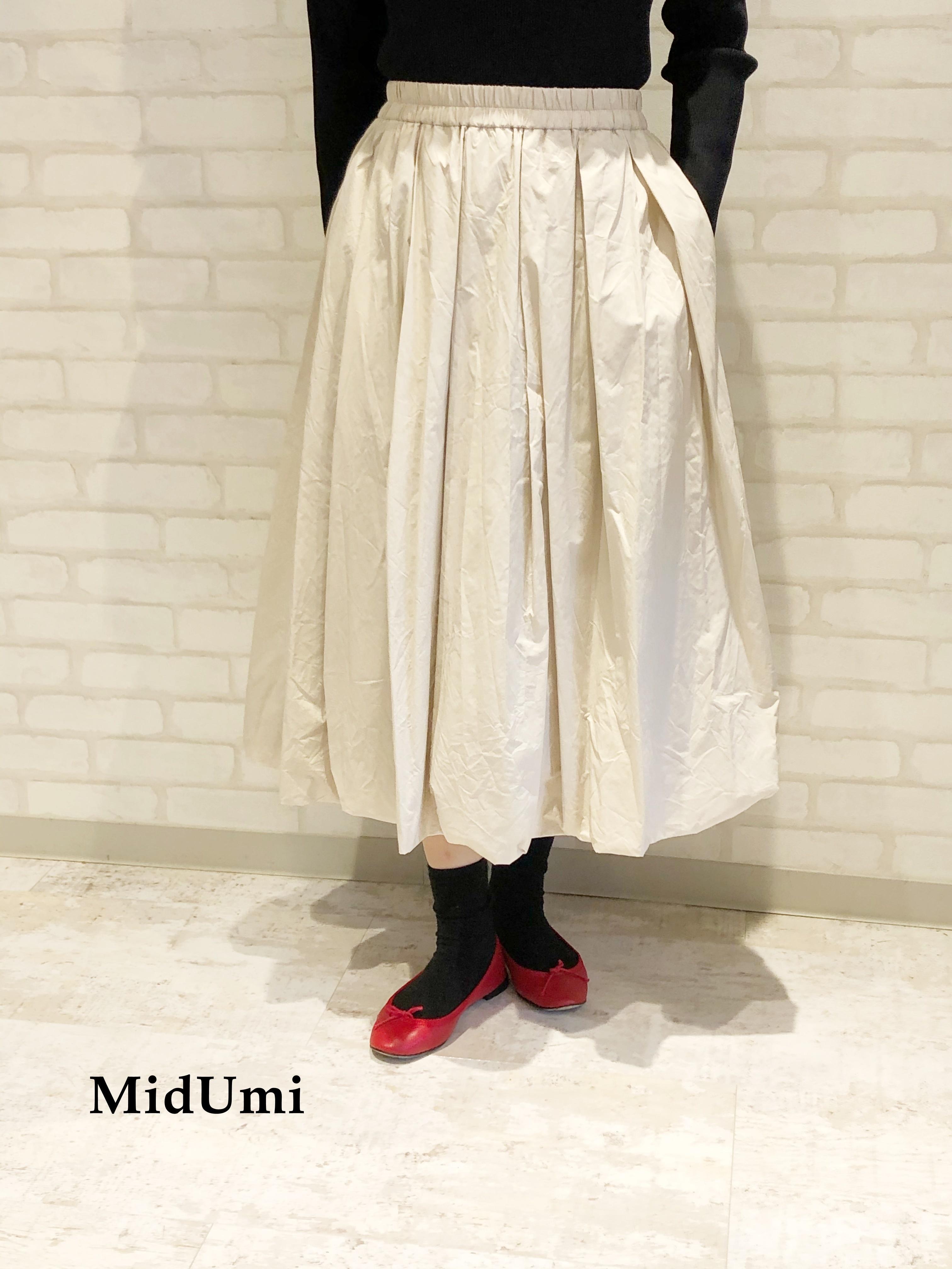 MidiUmi/バルーンスカート/3106