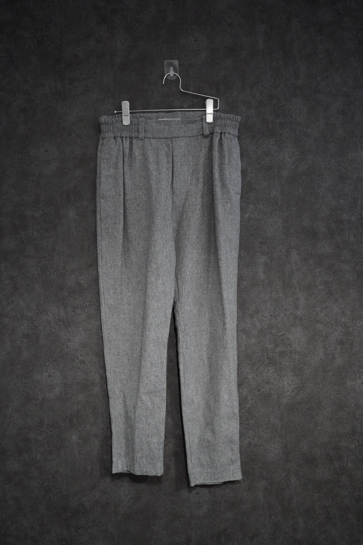 ETHOSENS  wool easy  pants gry 新古品