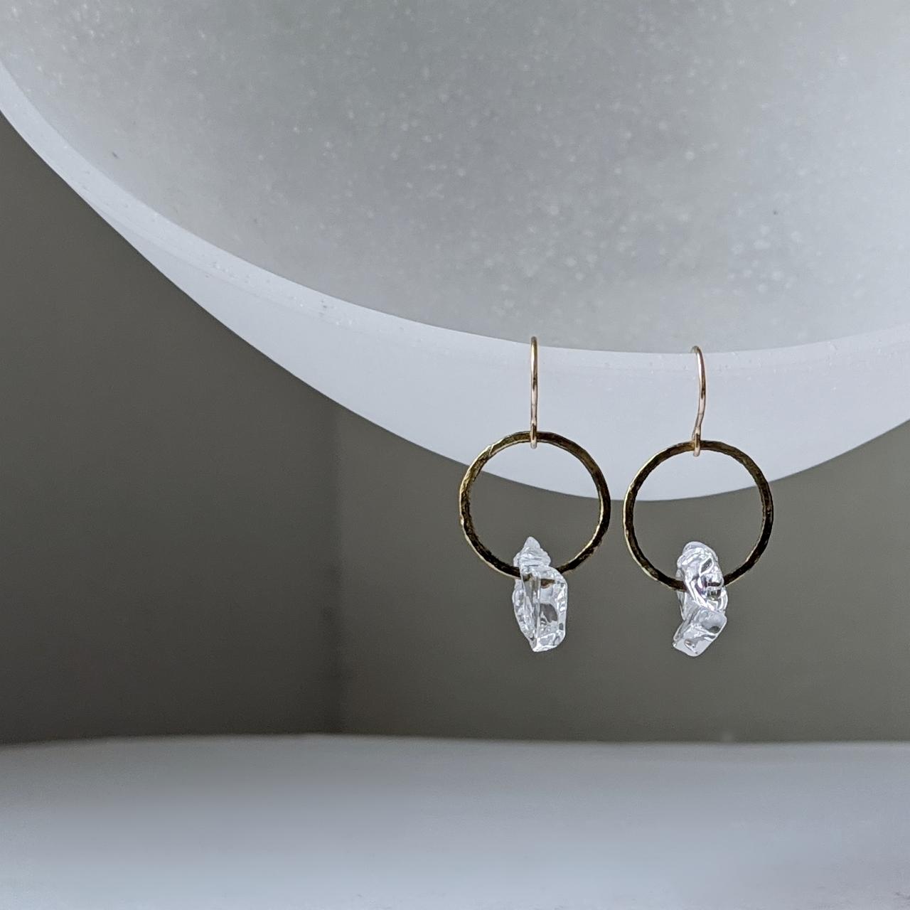 ice+〇 pierce&earring