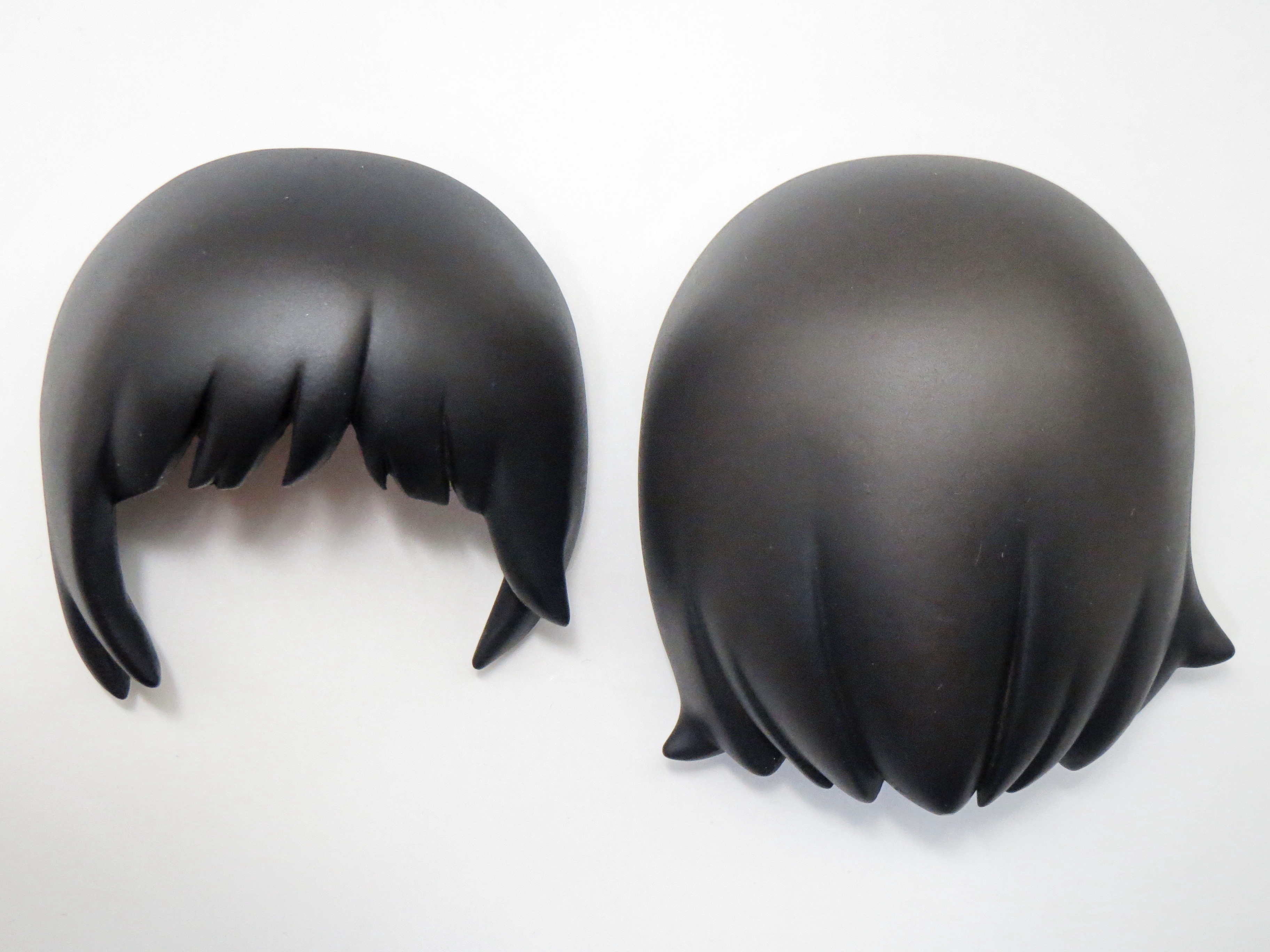 【SALE】【319b】 れん&ダスウサ お手軽ver. 髪パーツ ショート ねんどろいど
