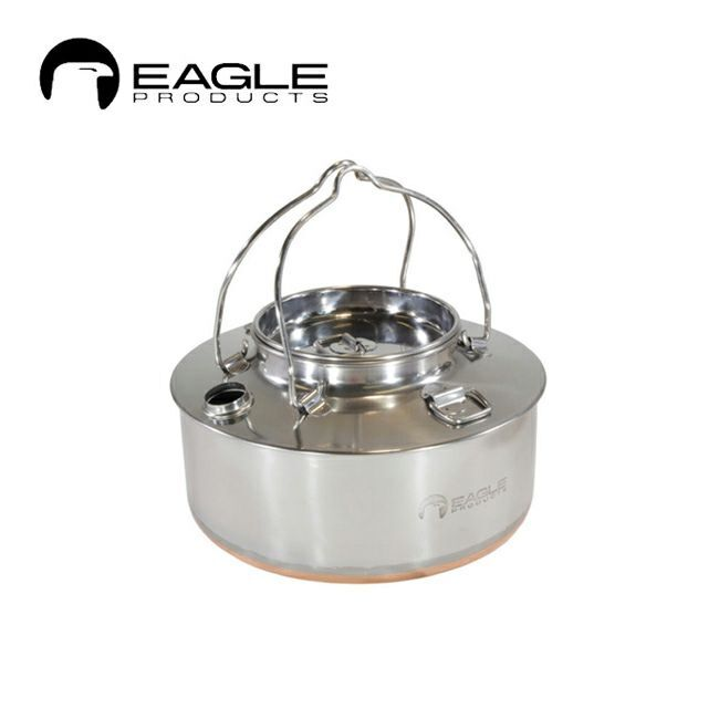 【クッキング】【ケトル】 EAGLE Products イーグルプロダクツ Campfire Kettle キャンプファイヤーケトル 0.7L ケトル やかん BBQ