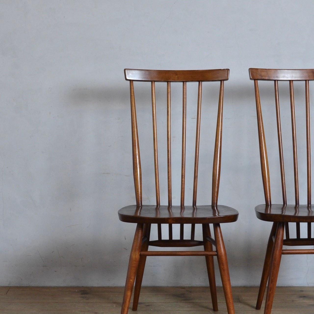 Ercol Stickback Chair / アーコール スティックバック チェア 【B】〈ダイニングチェア〉112116