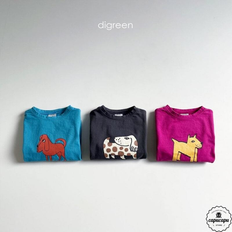 «sold out» lisa larson X digreen 3Colors リサ ラーソン カットソー