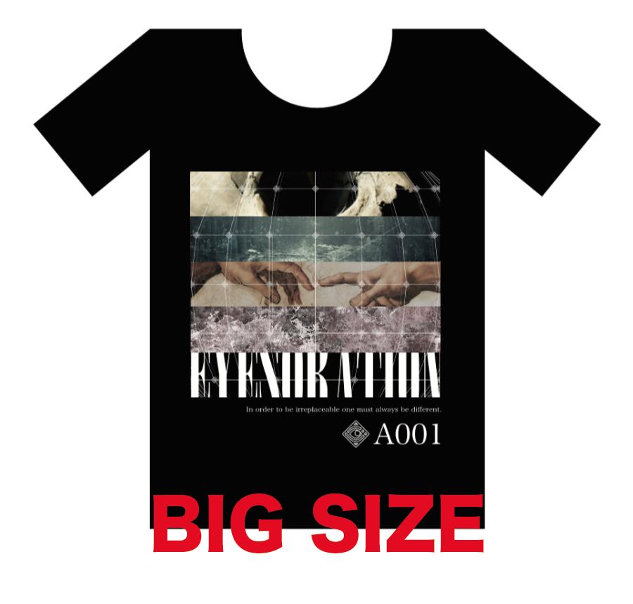 EYESORATION TEE 〜A001〜 (BIG SIZE)