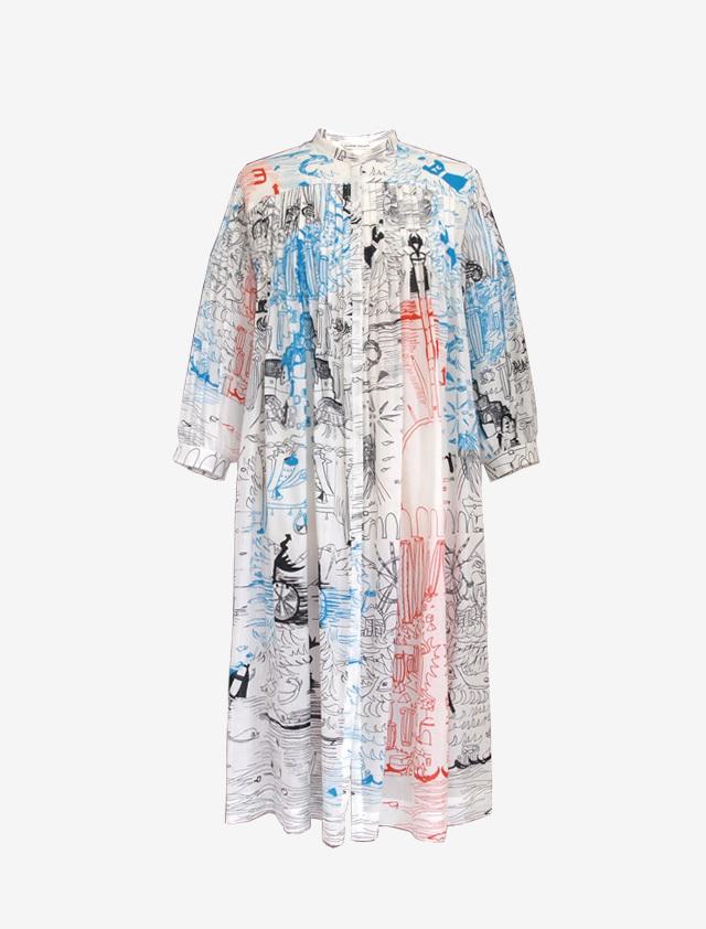 TSUMORI CHISATO DRESS