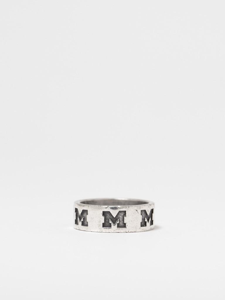 M Design Ring / Mexico