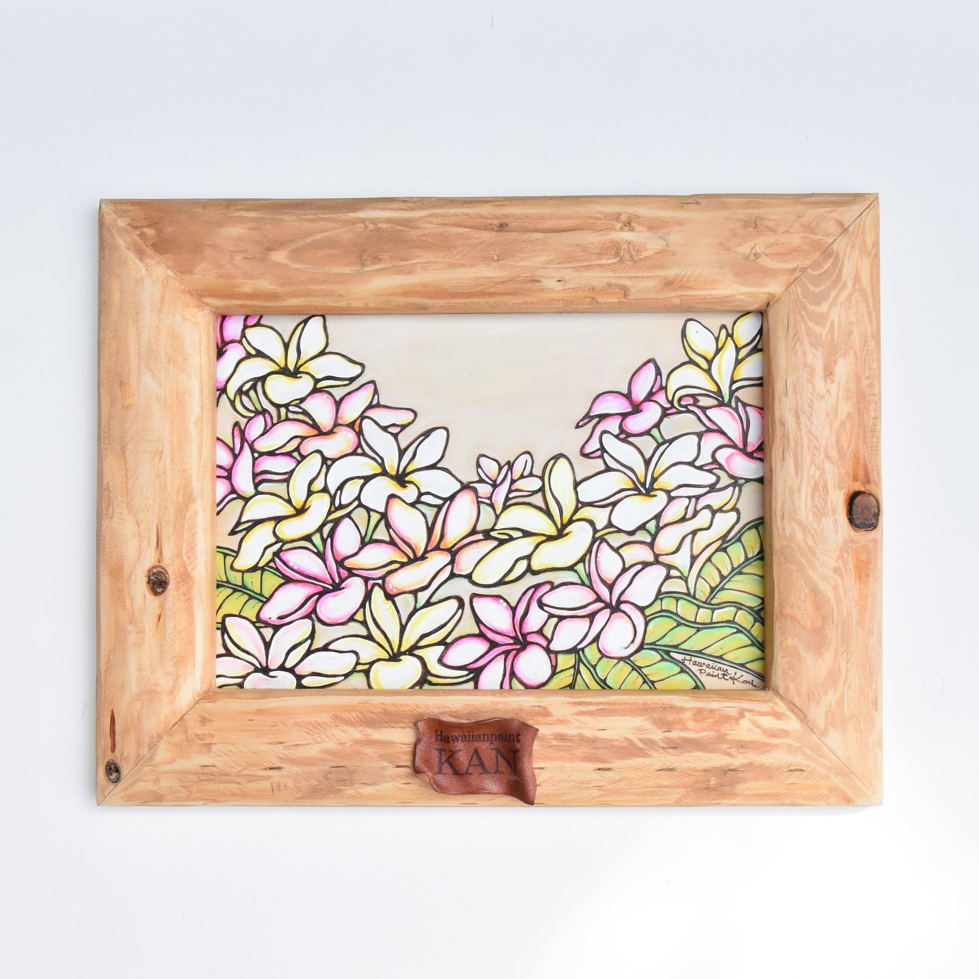 Art 【Plumeria small】