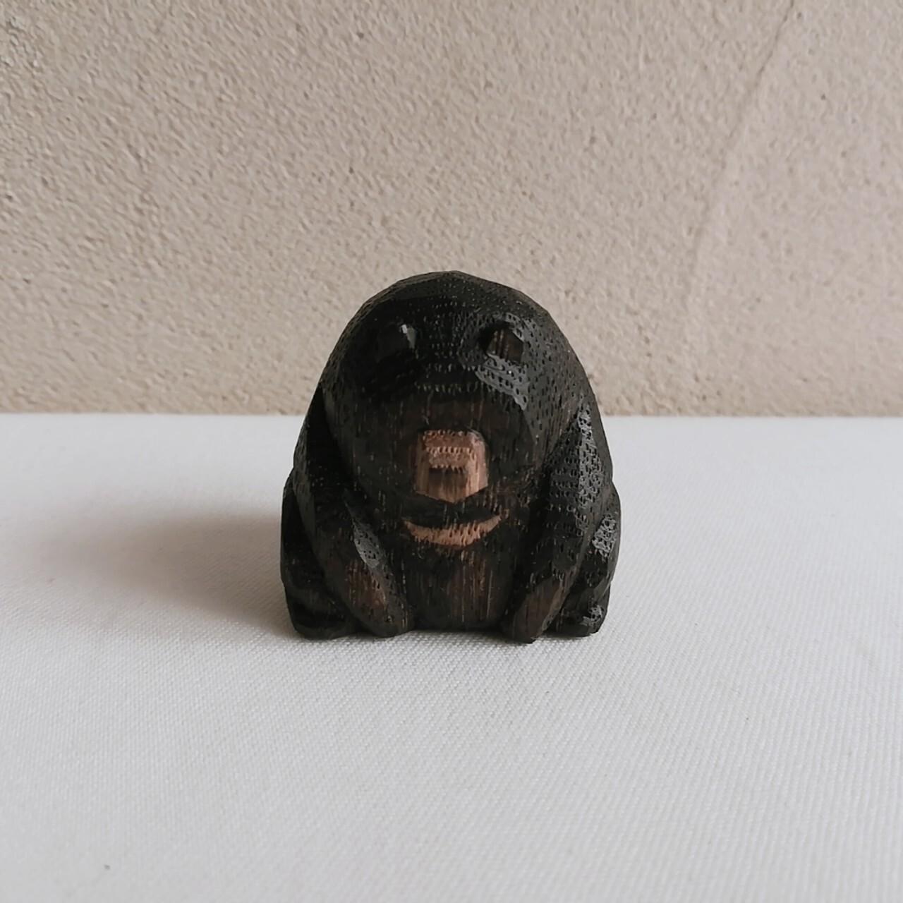 【moku.nu】熊 ーすわるー