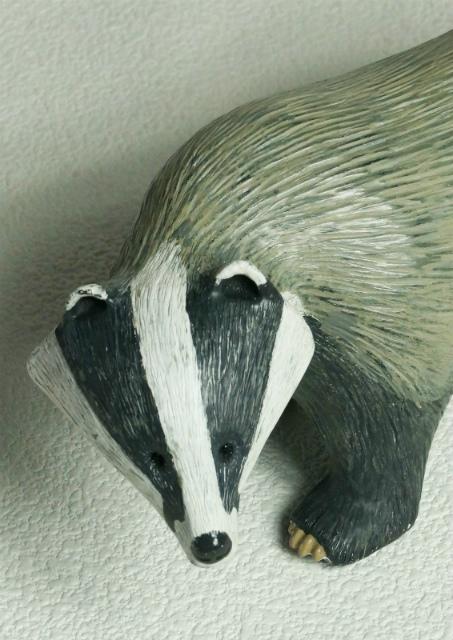 COOL氏 NO.11「Badger」ANIMALSシリーズ