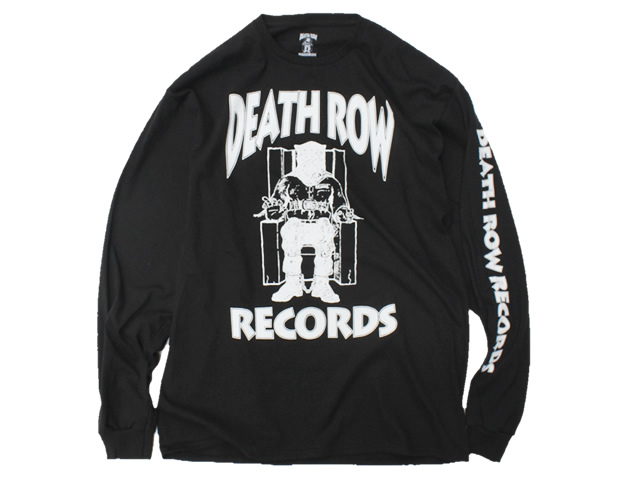 Death Row Records Official L/S Tee