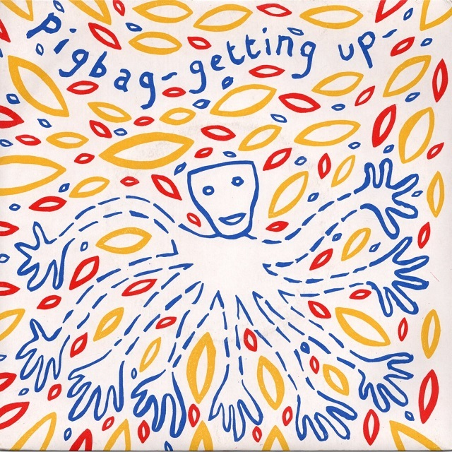 【7inch・英盤】Pigbag / Getting Up