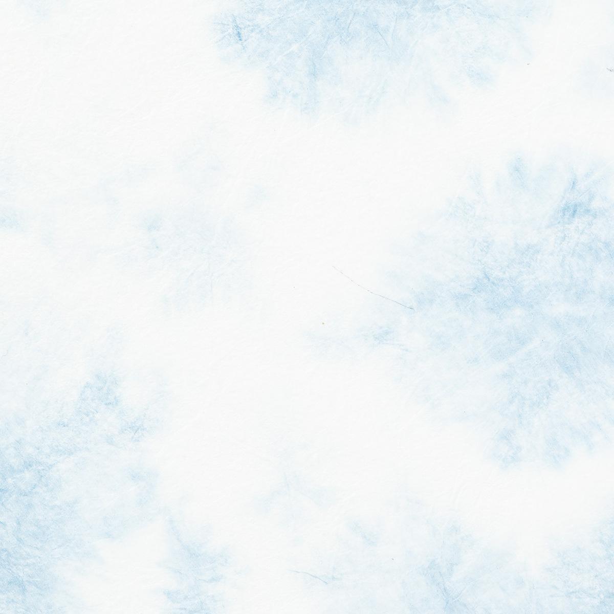 典具帖紙 本藍染め No.5