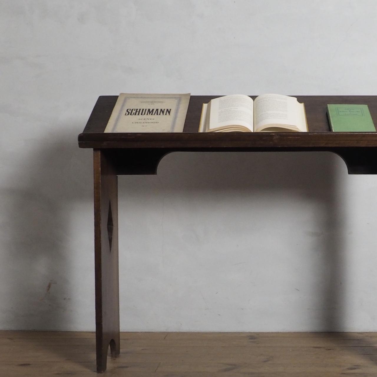 Console Table / コンソール テーブル 〈本棚・ブックシェルフ・チラシ・店舗什器〉