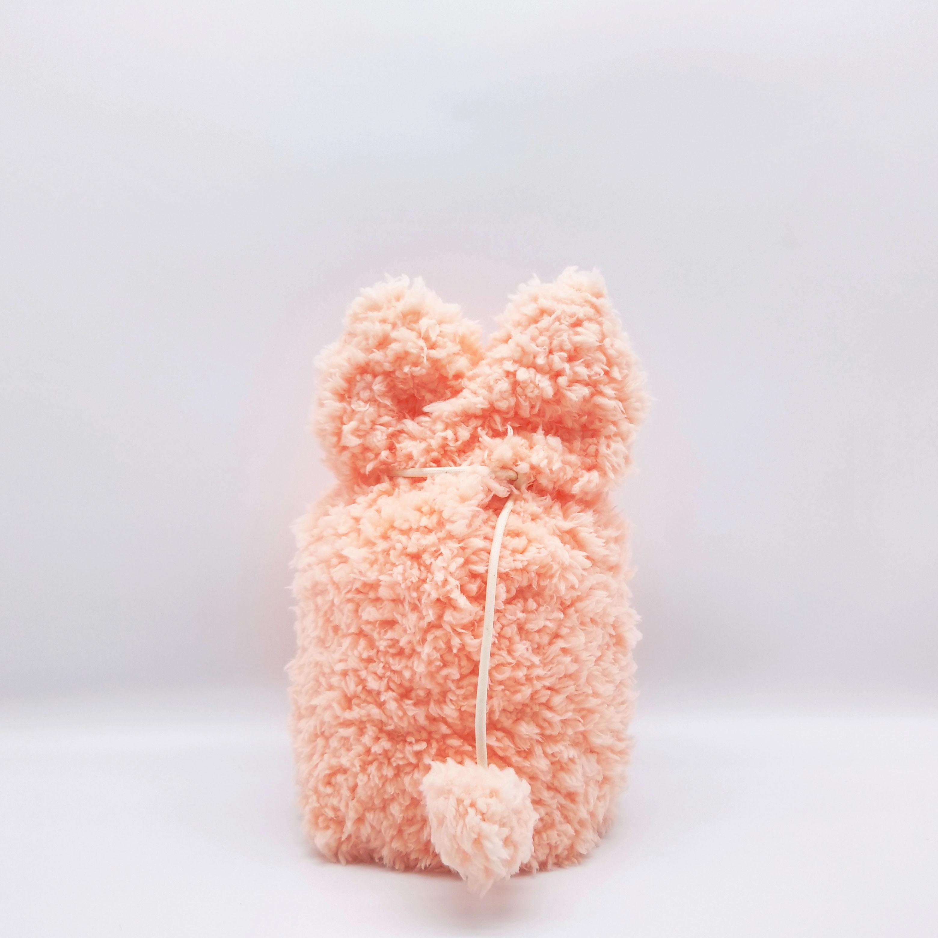 7月 マンスリーグッズスペシャル! ふわもこカバー【選べる4色】中型犬サイズ 5寸用