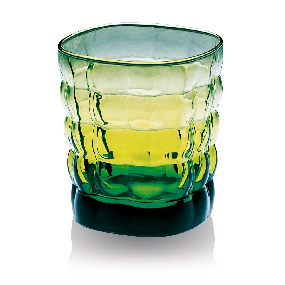 IVV  Green tumbler【イタリア製ガラス食器】