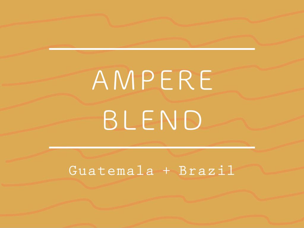 【お得!500g】アンペアブレンド  / Guatemala + Brazil