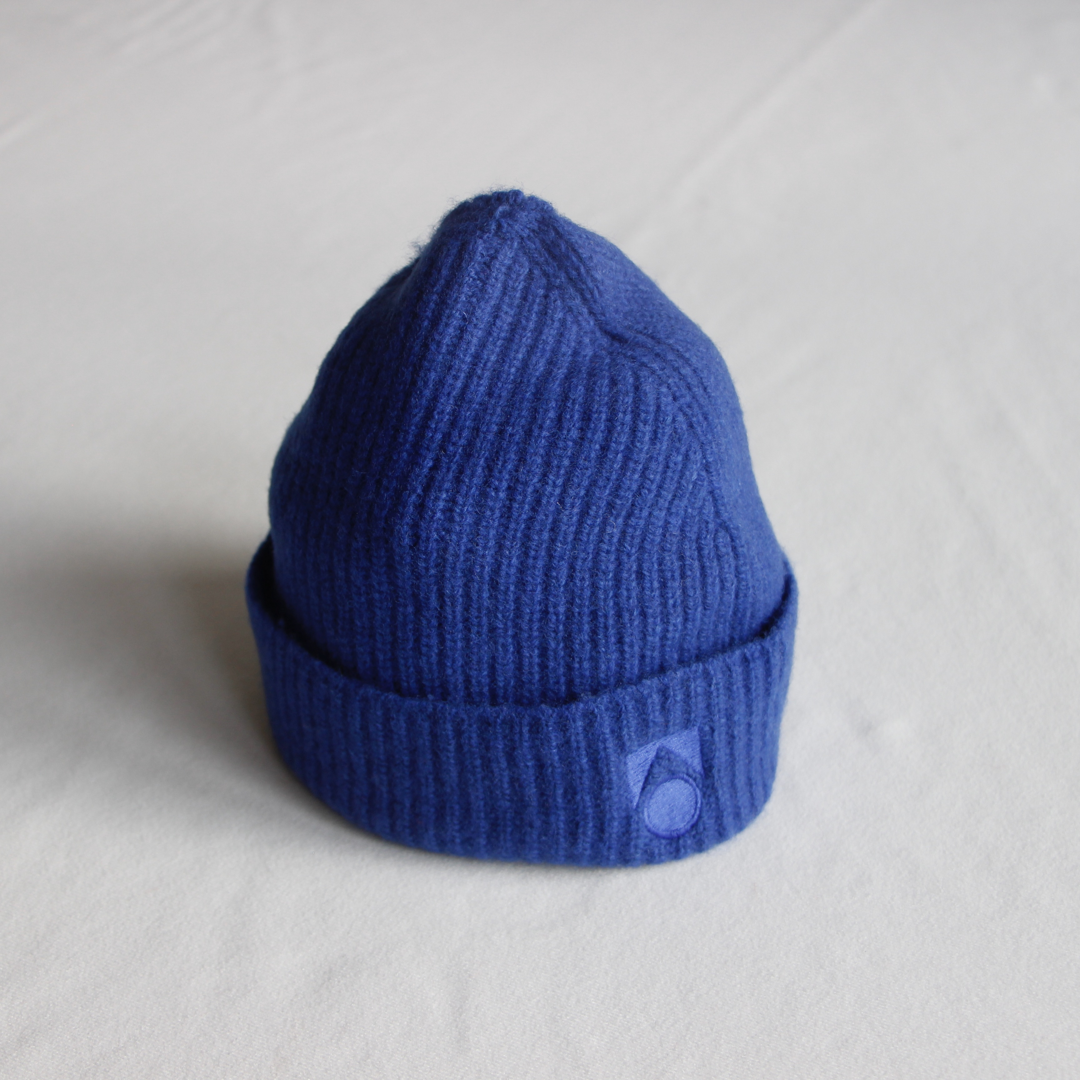 《main story 2021AW》Knitted Beanie / Royal Blue